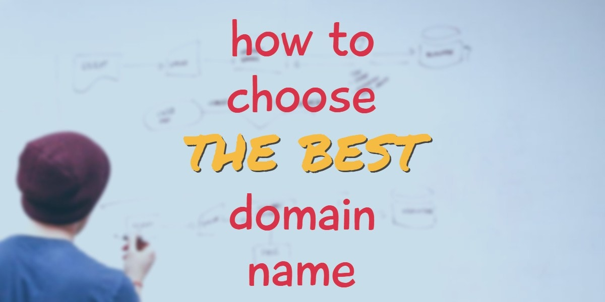 Use these simple tips to pick the best domain name for your website, blog or business. | www.yourbigscene.com